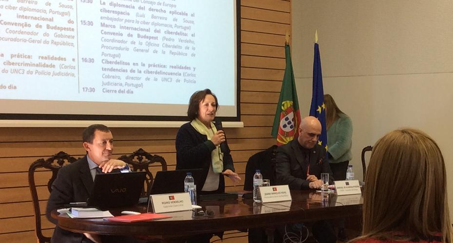 Conferência Internacional sobre Cibercrime