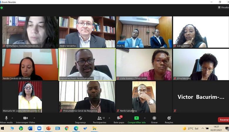 3.ª Reunião do Fórum Cibercrime CPLP